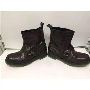 f294066328b8 Jimmy Choo Shoes - Jimmy Choo Mens Biker Boots Shoes Sz 42 Us 9